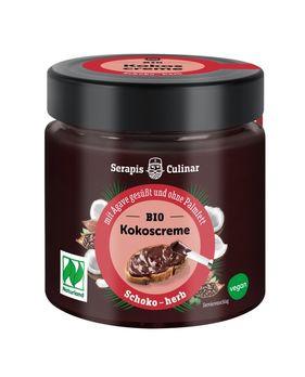 Serapis Culinar Kokos-Creme Schoko herb 200g MHD 20.09.2020
