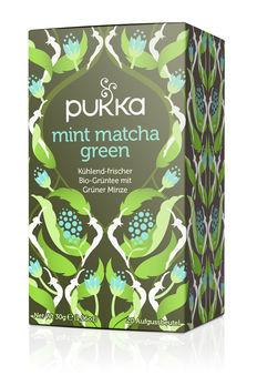 Pukka Mint Matcha Green 20Btl MHD 29.02.2020