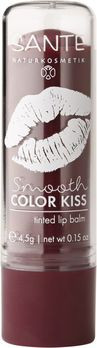 SANTE Smooth Color Kiss - soft plum 4,5g MHD 31.08.2020