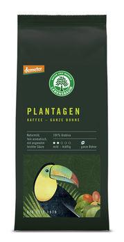 Lebensbaum Plantagen Kaffee demeter, ganze Bohne 250g MHD 23.09.2020