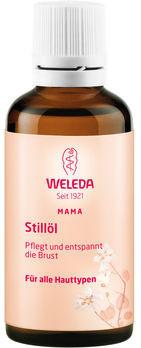 Weleda Stillöl für die Brust 50ml MHD 30.04.2020