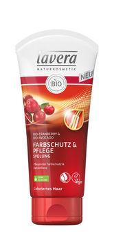 Lavera Spülung Farbschutz & Pflege 200ml MHD 30.09.2021