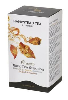 Hampstead Tea Black Selection 4 Sorten demeter 20Btl MHD 18.04.2020