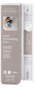 LOGONA Lash Activating Duo 5ml MHD 30.04.2021