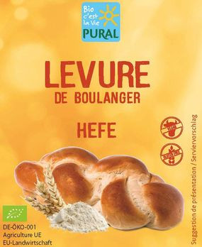 Pural Hefe glutenfrei 9g MHD 31.05.2021