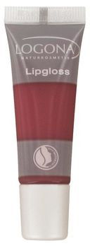 LOGONA Lipgloss no. 01 red berry 10ml MHD 31.03.2020