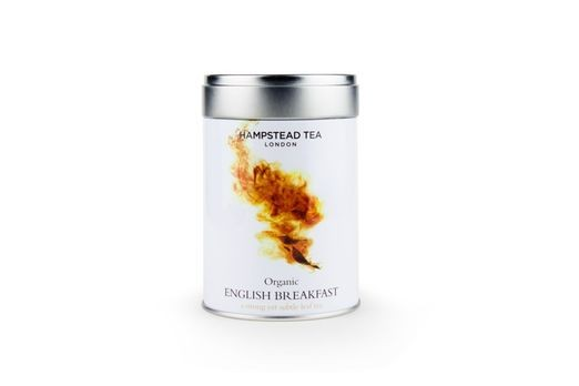 Hampstead Tea English Breakfast Dose 100g MHD 07.12.2019