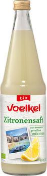 Voelkel Zitronensaft 0,7l + 0,15 EUR Pfand MHD 03.06.2020