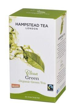 Hampstead Tea Grüntee 20Btl MHD 30.01.2020