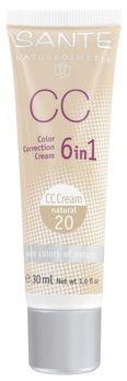 SANTE CC Color Correction Cream No. 20 natural 30ml/A MHD 30.04.2021