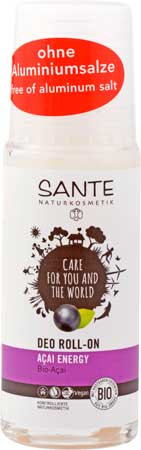 SANTE Deo-Roll on Acai Energy 50ml/A MHD 28.02.2021