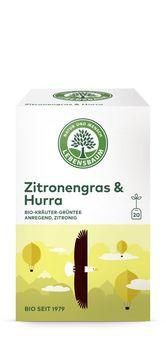 Lebensbaum Zitronengras & Hurra Tee 20 Btl MHD 31.03.2020