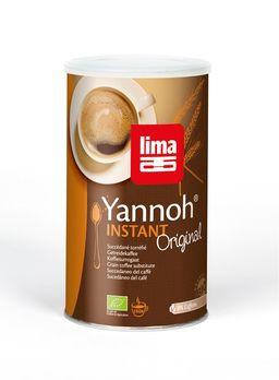 Lima Yannoh Getreidekaffee Instant Original 250g MHD 25.03.2021