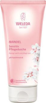 Weleda Pflegedusche Mandel Sensitiv 200ml MHD 31.08.2021