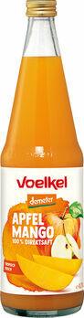 Voelkel Apfel-Mango-Saft demeter 0,7l + 0,15 EUR Pfand MHD 27.03.2021