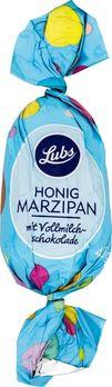 Lubs Marzipan-Ei mit Vollmilchschokolade 40g/S MHD 16.09.2020