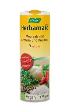 A. Vogel - Bioforce Herbamare Spicy 125g/A MHD 30.06.2021