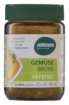 Naturata Gemüsebrühe hefefrei 200g MHD 17.09.2021