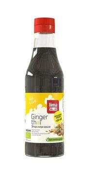 Lima Ginger Thai Sauce 250ml MHD 02.02.2021