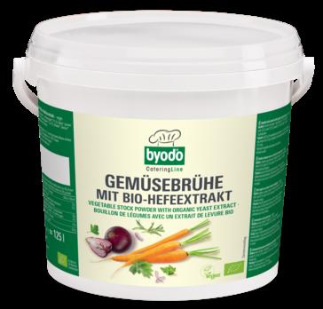 Byodo Gemüsebrühe vegan mit Biohefe 2,5kg/A MHD 24.07.2021