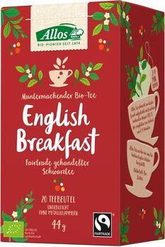 Allos Tee English Breakfast 20 Btl MHD 21.07.2021