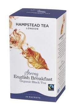 Hampstead Tea Strong English Breakfast 20Btl MHD 24.11.2019
