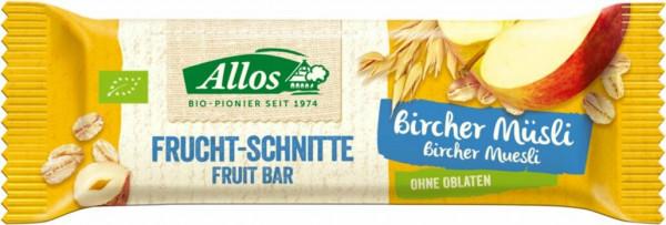 Allos Birchers Müsli-Schnitte 30g MHD 16.07.2021