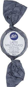 Lubs Confiseriekugeln Latte Macchiato mit Vollmilchschokolade 75g/S MHD 18.03.2020