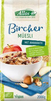 Allos Hof Müsli Bircher 2kg (beschädigte Verpackung) MHD 17.12.2021