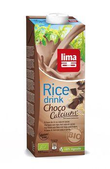 Lima Rice-Drink Choco Calcium 1l MHD 19.11.2020