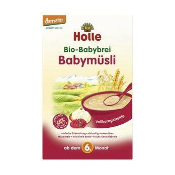 Holle Babybrei Babymüsli 250g MHD 02.01.2020