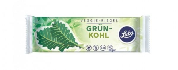 Lubs Veggie-Riegel Grünkohl 30g/A MHD 02.03.2020