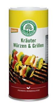 Lebensbaum Kräuter Würzen & Grillen-Streudose 110g MHD 31.01.2020