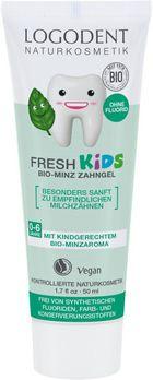 LOGONA FRESH KIDS Bio-Minz-Zahngel Logodent 50ml MHD 30.11.2020