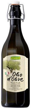 Rapunzel Olivenöl Olio d`Olive naturtrüb nativ extra Italien 0,75l MHD 15.09.2020