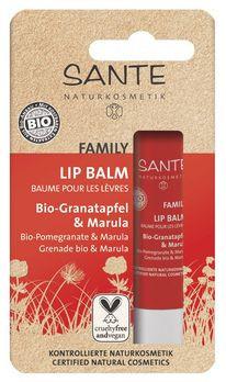 SANTE Family LipBalm Granatapfel & Marula 4,5ml MHD 31.07.2020