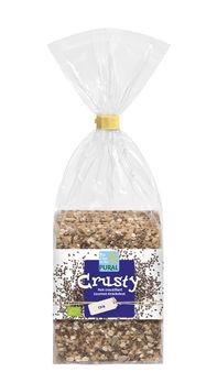 Pural Crusty Chia, Gourmet Knäckbrot 200g MHD 26.08.2020