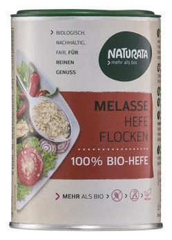 Naturata Melasse Hefeflocken Bio 100g (MHD 07.06.2020)