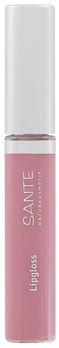 SANTE Lipgloss nude rose No.01 8ml MHD 31.01.2021