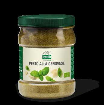 Byodo Pesto Genovese 960g MHD 29.12.2020