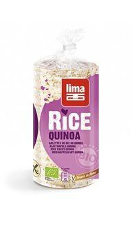 Lima Reiswaffeln mit Quinoa 100g MHD 11.12.2019