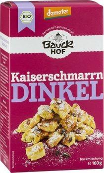 Bauckhof Dinkel Kaiserschmarrn demeter 160g MHD 24.02.2020