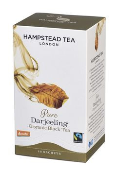 Hampstead Tea Darjeeling demeter 20Btl MHD 27.03.2020