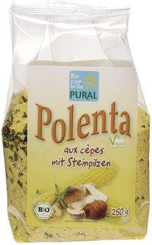 Pural Minuten-Polenta Steinpilz 250g MHD 19.11.2020