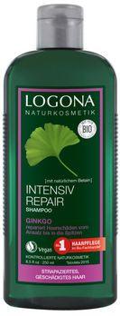 LOGONA Shampoo Intensiv Repair 250ml MHD 31.07.2021
