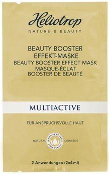 Heliotrop MULTIACTIVE Beauty Booster Effekt-Maske 2x4ml MHD 31.10.2019