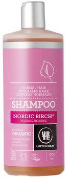 Urtekram Shampoo Nordische Birke (für normales Haar) 500ml/A MHD 26.09.2021