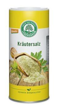Lebensbaum Kräutersalz Streudose demeter 200g MHD 31.01.2020