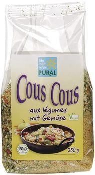 Pural CousCous Gemüse 250g MHD 19.02.2021