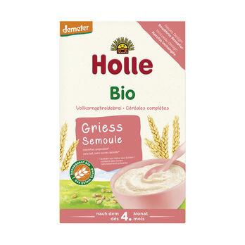 Holle Vollkorngetreidebrei Griess 250g MHD 08.04.2021
